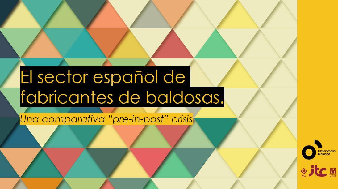 El sector español de fabricantes de baldosas
