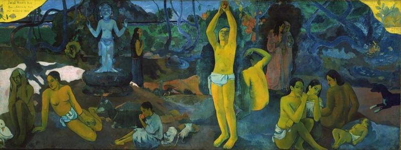 Cuadro de Paul Gauguin